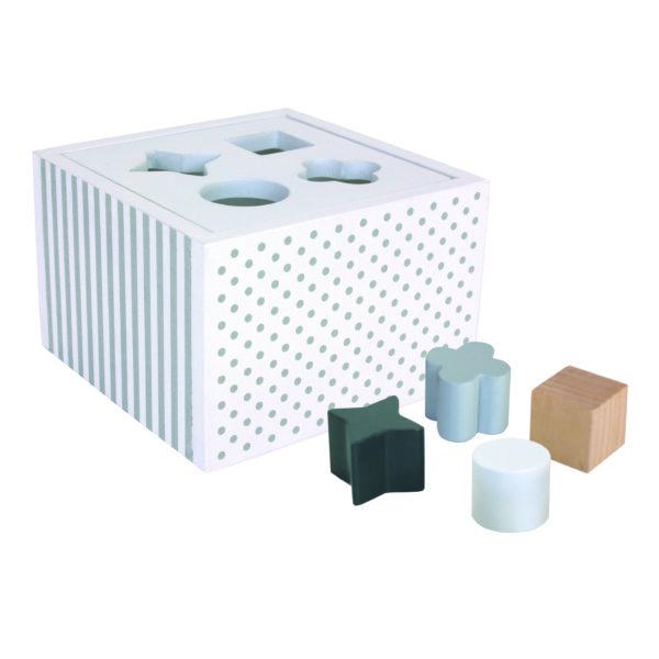 W7098 Sorterbox white