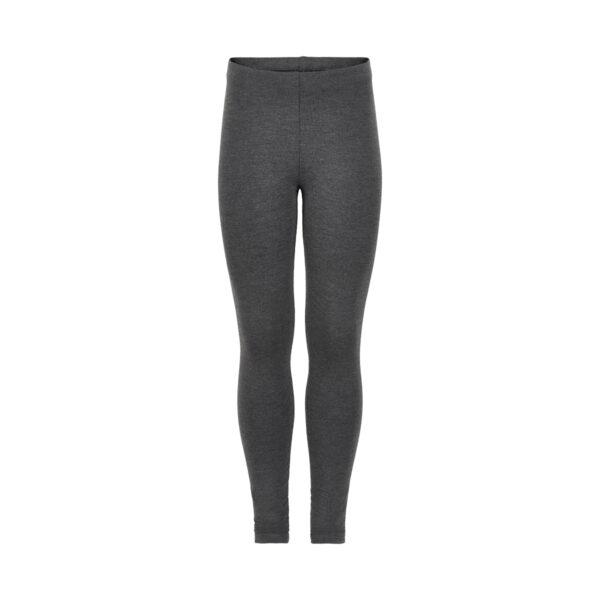 Leggings grey melange