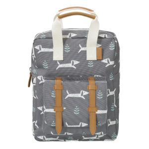 Fresk Fb800 14 Backpack Small Dachsy Dackel Hund Grau