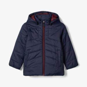 Name It Jacke Blau Rot