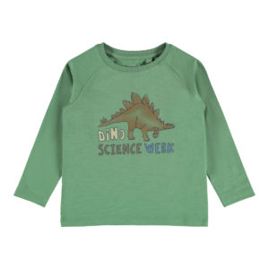 Name It T Shirt Grün Dino