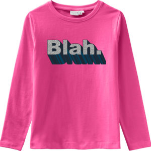 Name It T Shirt Rosa Blah..