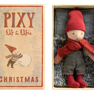 Pixy Elf In Box