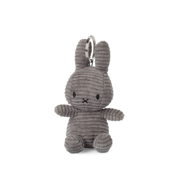 Miffy 10cm Grau
