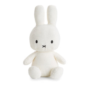 Miffy Cord Weiss 33cm