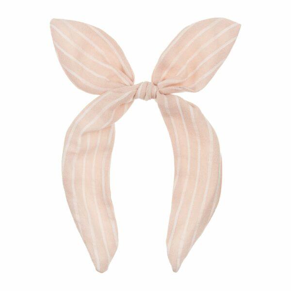 Mimi Lila Pink Stripe Coco Bow 1 1024x1024