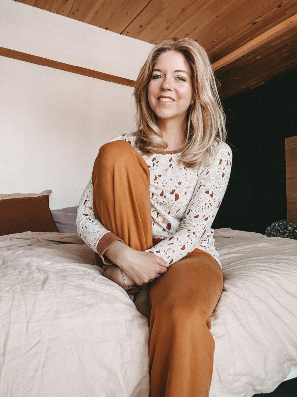 Wath Eva Love Schlafanzug Pyjama 2