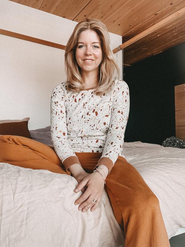 Wath Eva Love Schlafanzug Pyjama 5