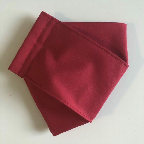 Proudbaby Mns Maske Mundschutz Rot