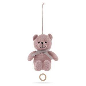 Vanilla Copenhagen Spieluhr Teddybär Rosa 5001440207 540x
