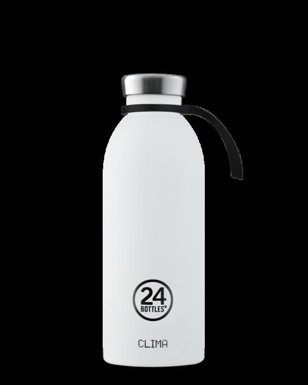 24bottles Flaschenkrawatte Schwarz Mit Flasche 8051513925306
