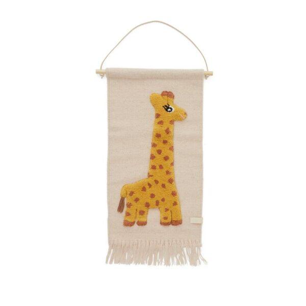 Giraffe Wallhanger Wallhanger 1100519 402 Rose 1000x5712195009946
