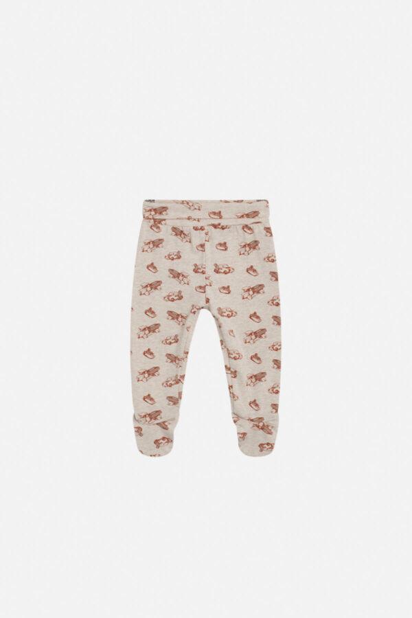 45849 Baby Uni Lani Legging W Foot