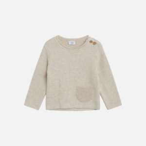 46364 Hust Baby Pilou Pullover