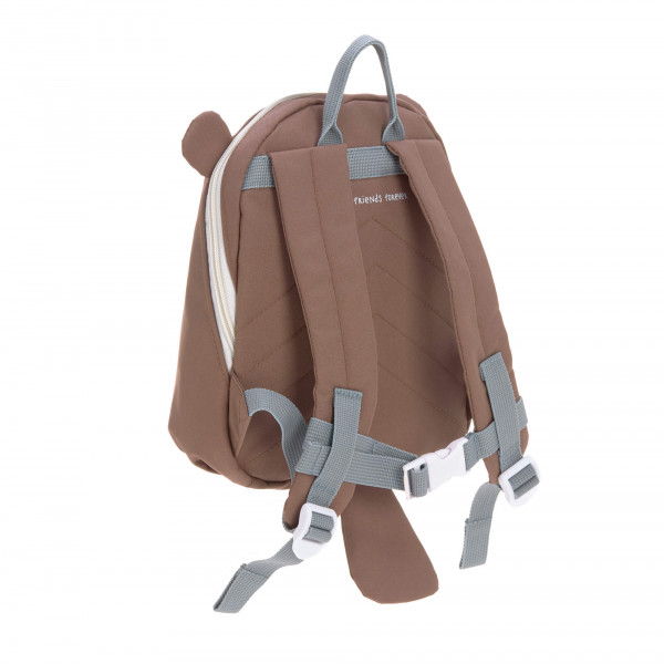 Rucksack Backpack Biber Beaver Braun 1