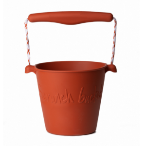 Scrunch Bucket Rust