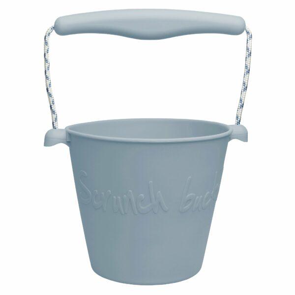 Scrunch Bucket Duck Egg Blue 5435 Min
