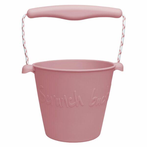 Scrunch Bucket Dusty Rose 501 Min