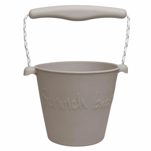 Scrunch Bucket Warm Gray 6 Min