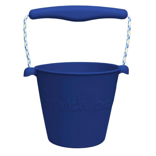 Scrunch Bucket Midnight Blue 5435 Min