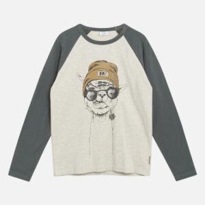 47802 Hust Kids Albinus T Shirt