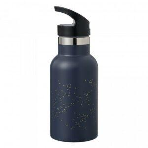 Fd 300 22 Thermos Flasche 350ml Indigo Dots