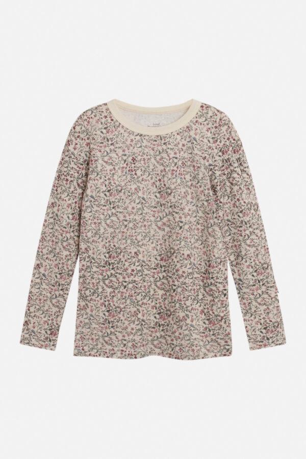 47793 Kids Woolbamboo Abbelin T Shirt