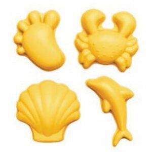 Scrunch Sandformen Gelb Proudbaby