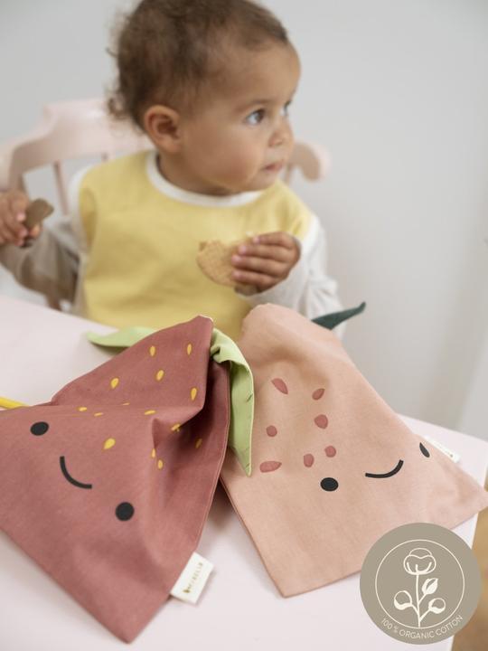 Fabelab Snack Bag Strawberry Erdbeere Tasche 5713034207318 2006238148 Proudbaby1