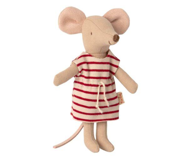 Maileg Big Sister Mouse In Matchbox Große Schwester Maus In Streichholzschachtel 16 1734 01 Proudbaby 3