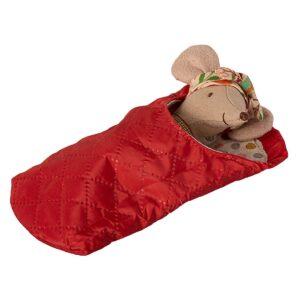 Maileg Hiker Mouse Big Sister Wandermaus Große Schwester 16 1738 00 Proudbaby 2