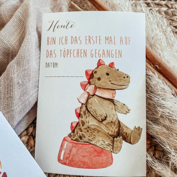 Schatzls Schatzkisterl Meilensteinkarten Baby Proudbaby 5