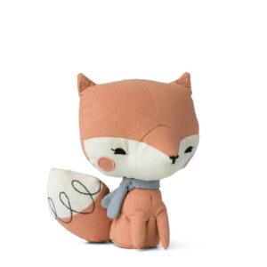 25215004 8719066207743 Picca Lou Lou Fox Pink 18cm Stofftier Fuchs Proudbaby