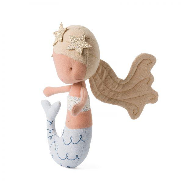 25215024 8719066009095 Picca Lou Lou Mermaid Pearl 22 Cm Puppe Stoffpuppe Meerjungfrau Proudbaby 2