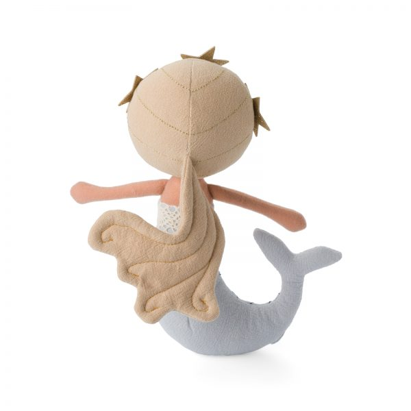25215024 8719066009095 Picca Lou Lou Mermaid Pearl 22 Cm Puppe Stoffpuppe Meerjungfrau Proudbaby 3