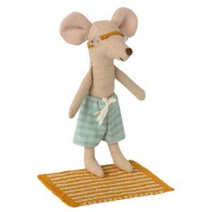 Maileg Big Brother Mouse Beachset Badekleidung 11 1303 00 Proudbaby 2