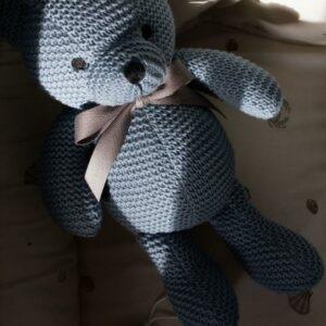 Vanialla Copenhagen Spieluhr Teddy Blue Shadow 5710098449159 Proudbaby 2