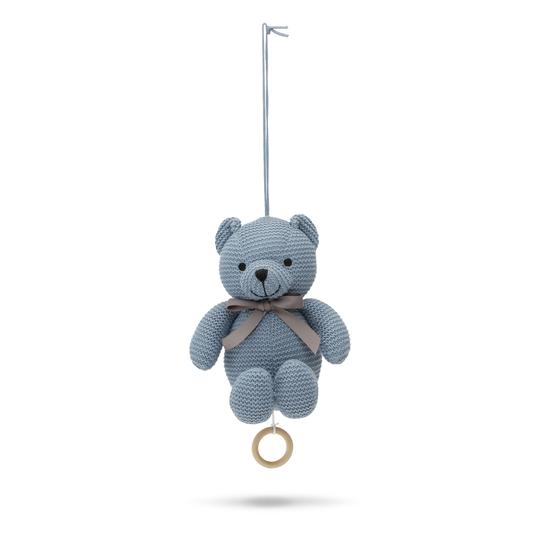 Vanialla Copenhagen Spieluhr Teddy Blue Shadow 5710098449159 Proudbaby