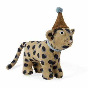 Darling Cushion Baby Elvis Leopard Soft Toys 1100864 908 Multi 900x