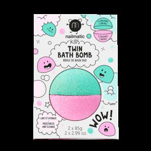 Twin Bath Bomb Pink Lagoon