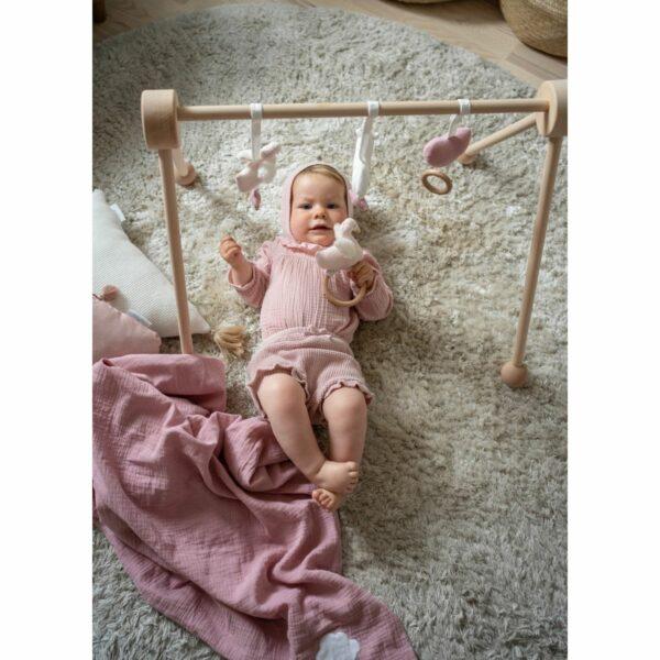 Jabadabado Baby Gym Wood Toy Proudbaby 3