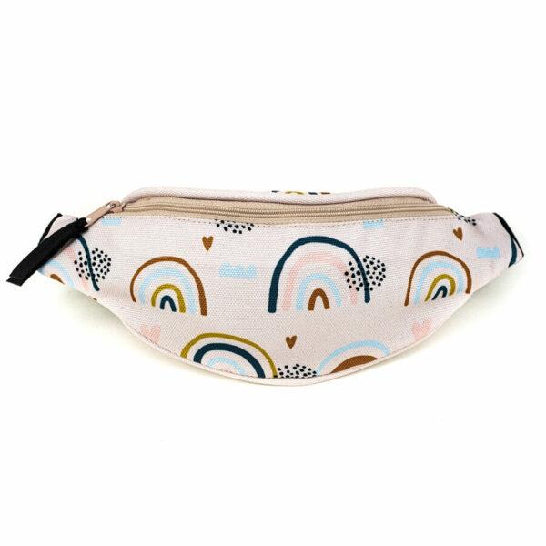 Shellbag Hüfttasche Rainbow2