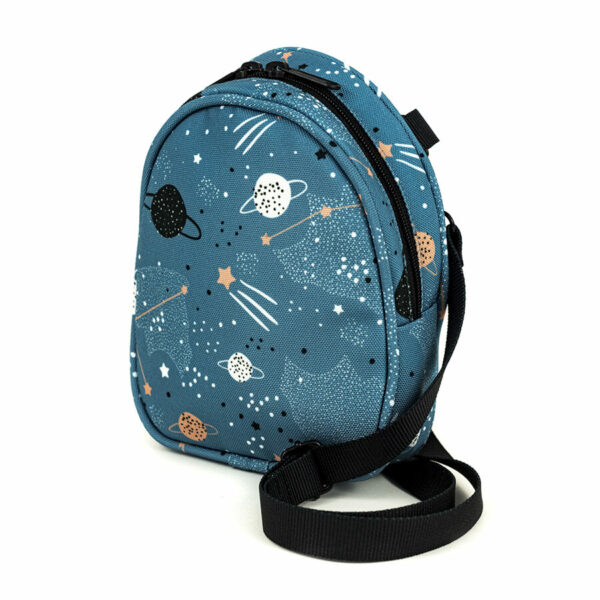 Shellbag Mini Rucksack Cross Body Bag Cosmos