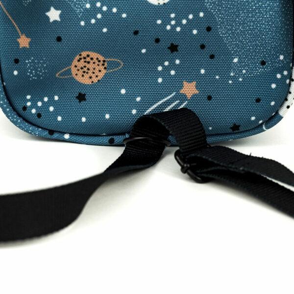 Shellbag Mini Rucksack Cross Body Bag Cosmos3