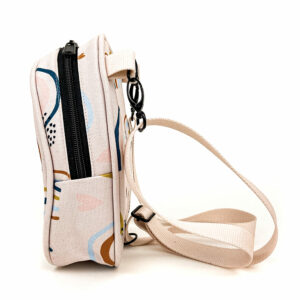 Shellbag Mini Rucksack Cross Body Bag Rainbow3