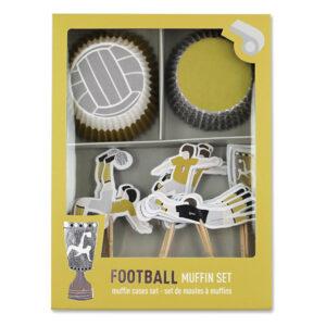 5436 Cupcake Fussball 600x600
