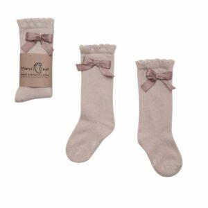 33985 Mama S Feet Detske Podkolenky Knee Highs Ladies Josephine Bezove
