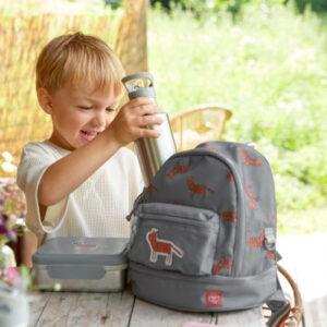 1210026261 Kinder Trinkflasche Bottle Safari Tiger Lässig 4042183428598 3