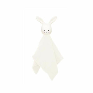 N0149 7332599001490 Knuffeltuch Baby Comforter Bunny Jabadabado