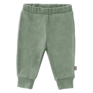 Fresk Trousers Velours No Feet Forest Green